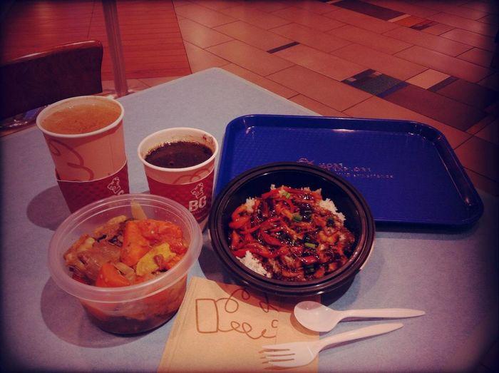 at BG Urban Cafe