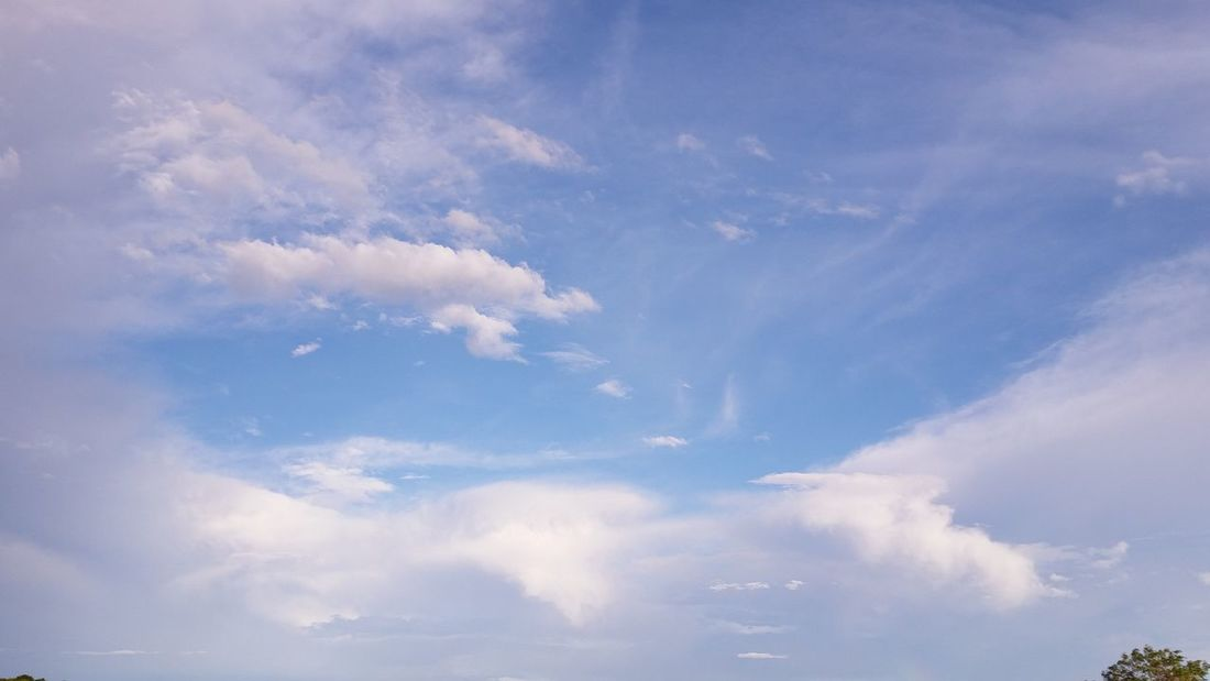 Clouds And Sky Cloud Formations No Edit/no Filter St.Croix, US Virgin Islands