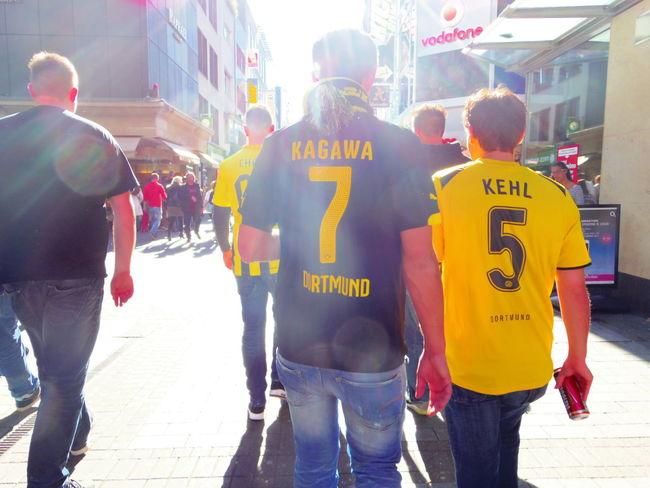 Dortmund Faceoff Germany GERMANY🇩🇪DEUTSCHERLAND@ Getting Ready Kagawa Köln Ready Shinjikagawa