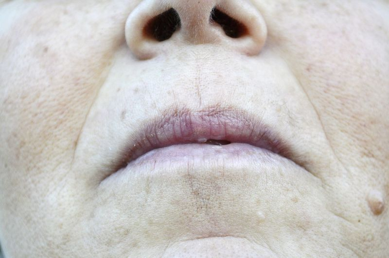 No words Portrait Photography No Words Skin Mouth Human Body Part Lips EyeEm Selects Aged Woman Portrait Human Lips Human Face Healthcare And Medicine Close-up Human Nose Facial Tissue This Is My Skin
