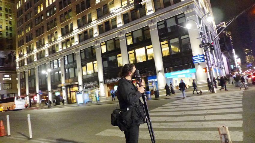 Taking Photos Lx7