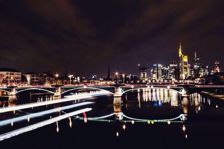 Neighborhood Map City City Lights City By Night Frankfurt Travel Europe