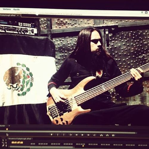"""Check a lil preview of the playthrough of """"CULTIVO DE IRA"""" on my Instagram! Enjoying Life Check This Out Lethalcreation Playthrough Bassist Music Metal"""