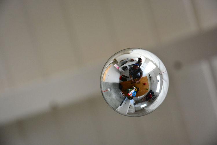 Bulb's-Eye View