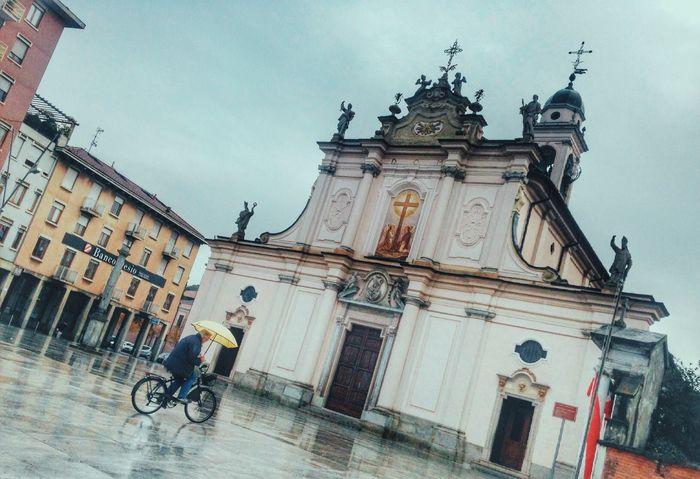 Celebrate Your Ride Church City Bike Rainy Days