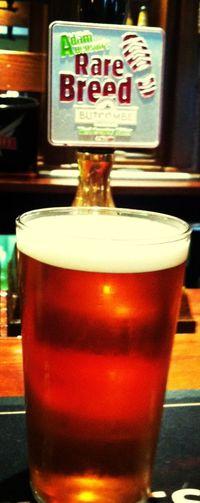 A Rare Breed of Ale Beer O'clock At the Ebdon