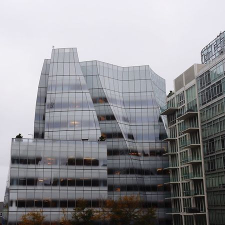 Manhattan New York EyeEm Selects Built Structure Building Exterior Architecture City Building Sky Modern No People Low Angle View Office Nature Clear Sky Day Office Building Exterior Glass - Material Outdoors Copy Space Tall - High Window Reflection