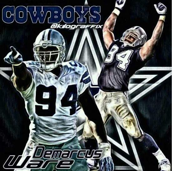 Dallas Cowboys #Ware 94