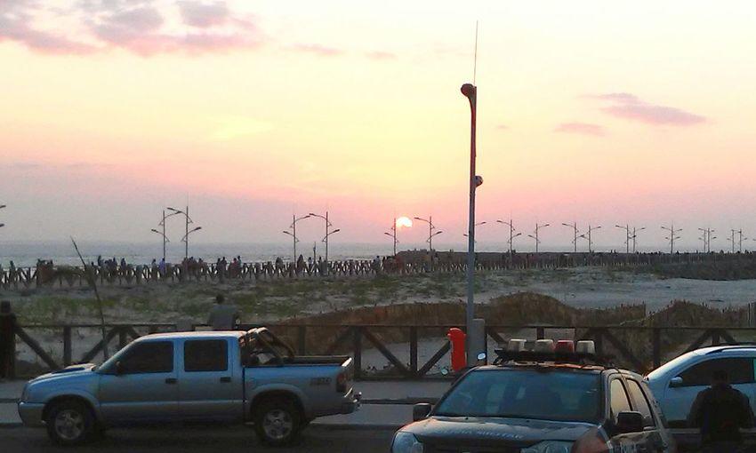 IslandOfLove Sunset EspigaoCosteiro Slz ReggaeandPeace 😍😀