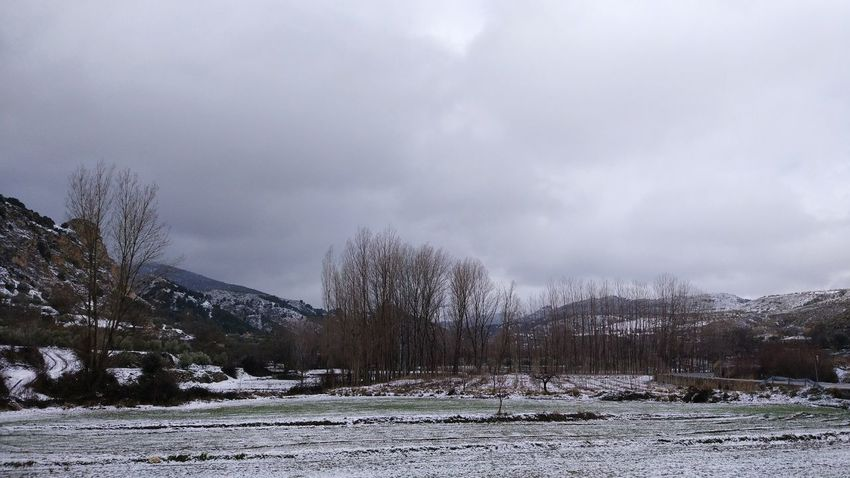 Winter Snow Cold Temperature Nature Mountain Cloud - Sky Outdoors Beauty In Nature Snowcapped Mountain Landscape