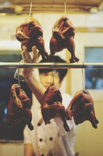 What's For Dinner? Beijing Duck Restaurant Duck Chinese China