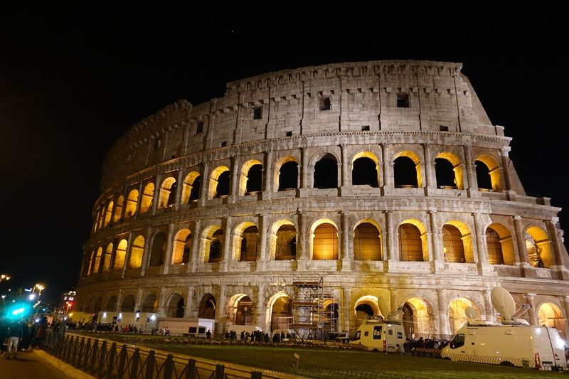 Colosseo Check This Out Hanging Out Nikon Travel Photography Nikonphotography Italy❤️ Roma Rome Nightphotography