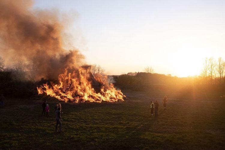 Burning Group