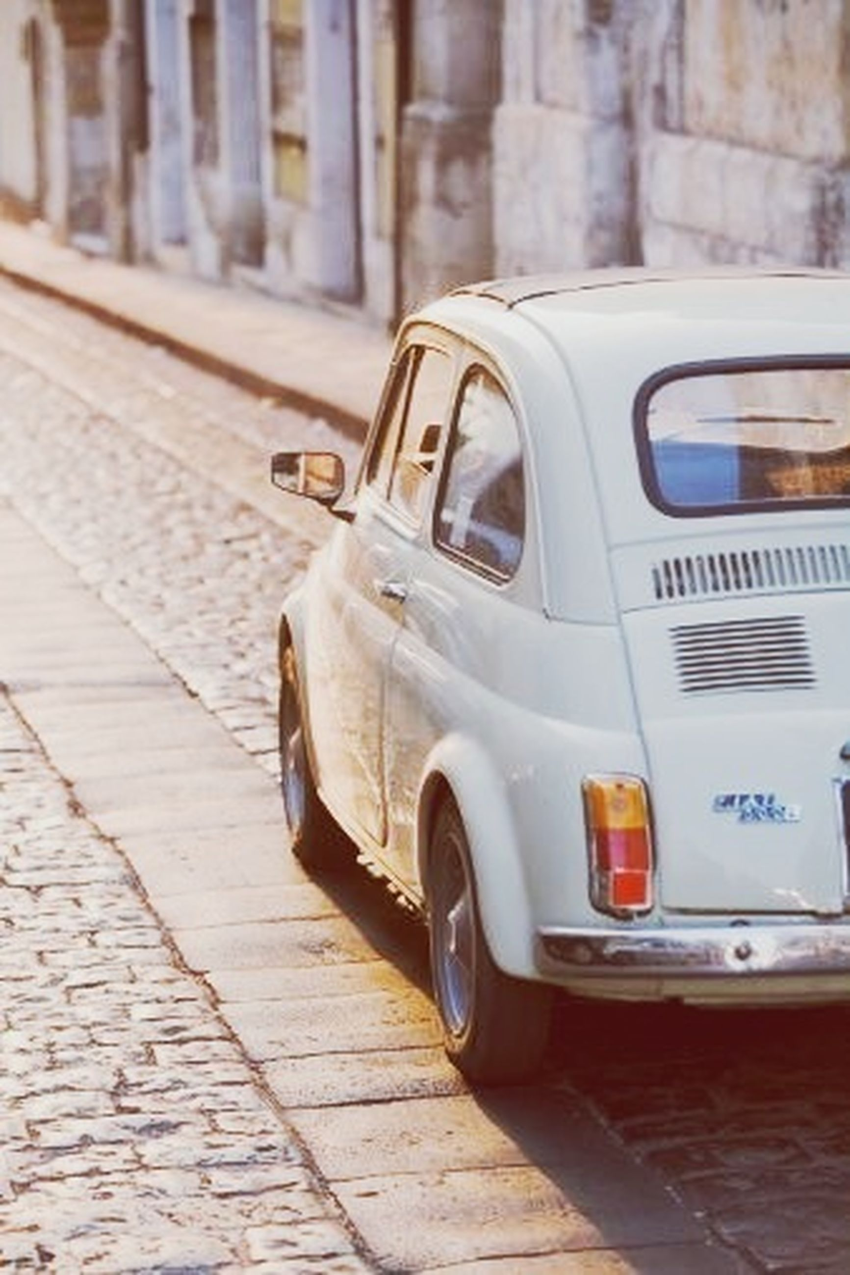 transportation, mode of transport, close-up, car, old-fashioned, land vehicle, day, retro styled, no people, old, metal, outdoors, wood - material, focus on foreground, street, stationary, still life, sunlight, table, travel