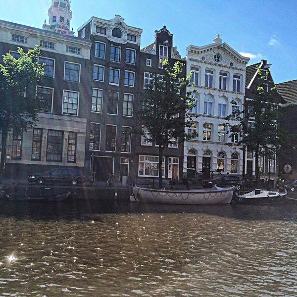 Summerinthecity Amsterdam Coffee Break Studying