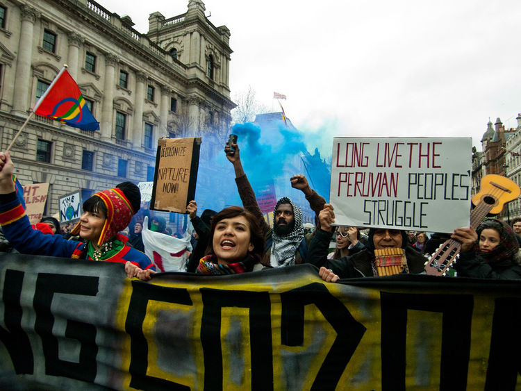 Climate March 2015 Protesters Environment Protest Politics London Britain Photography Uk Olympus E3 Olympus Stevesevilempire Steve Merrick Zuiko Stop Global Warming