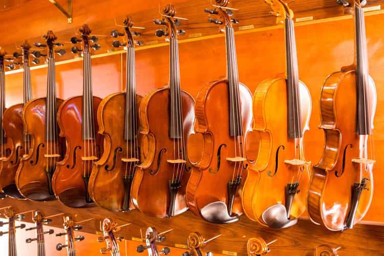 Arts Culture And Entertainment Cello Classical Music Indoors  Instrument Maker Music Musical Instrument Musical Instrument String No People String Instrument Violin Wood - Material