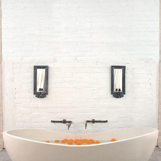 My bathtub in