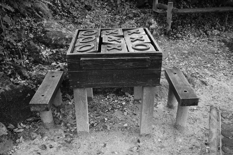 Day Outdoors Communication No People Close-up Play Playing Games Wood Jogo Jeux Juego Tradicional Tradition Traditional Culture Bois Madeira Três Em Linha