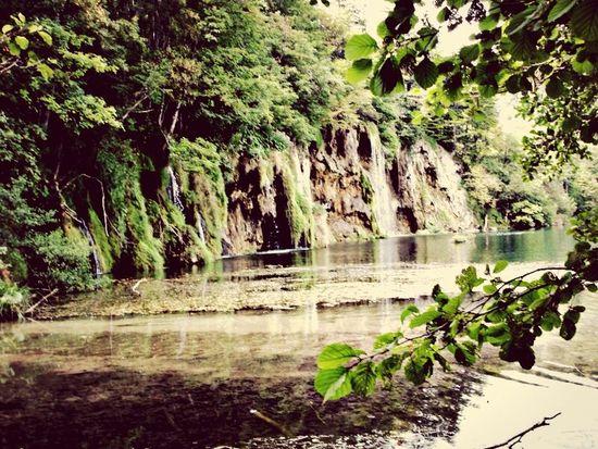 Tengo sed del mundo, de ti, de nada, de todo... Croacia Nature GreenLake