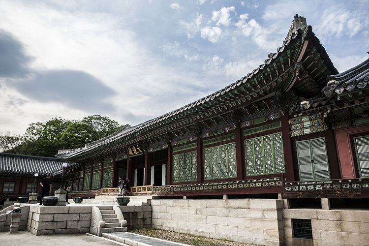 Changduk Palace Daejojun Chosun Seoul South Korea EyeEm Korea Korea