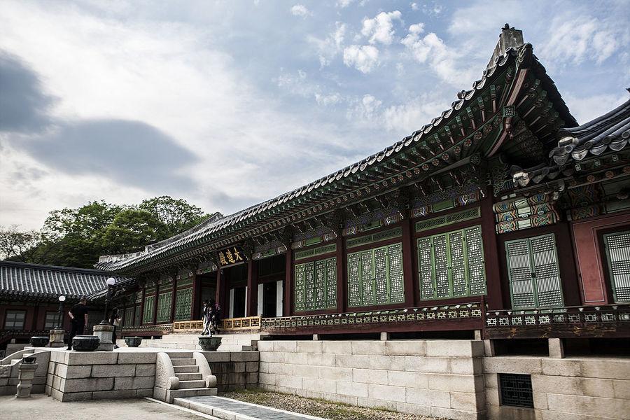 Changduk Palace Daejojun Chosun Seoul South Korea EyeEm Korea Korea