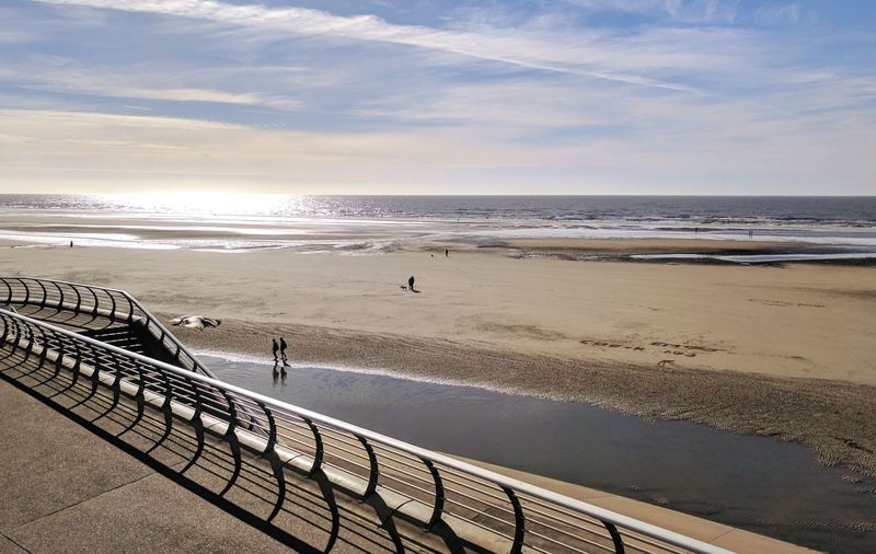 Blackpool Beach Blackpool Blackpool Landscape Blackpool Seafront Landscape Blackpool, England Seascape Beachscape Beach English Beach Lost In The Landscape Perspectives On Nature #FREIHEITBERLIN The Great Outdoors - 2018 EyeEm Awards