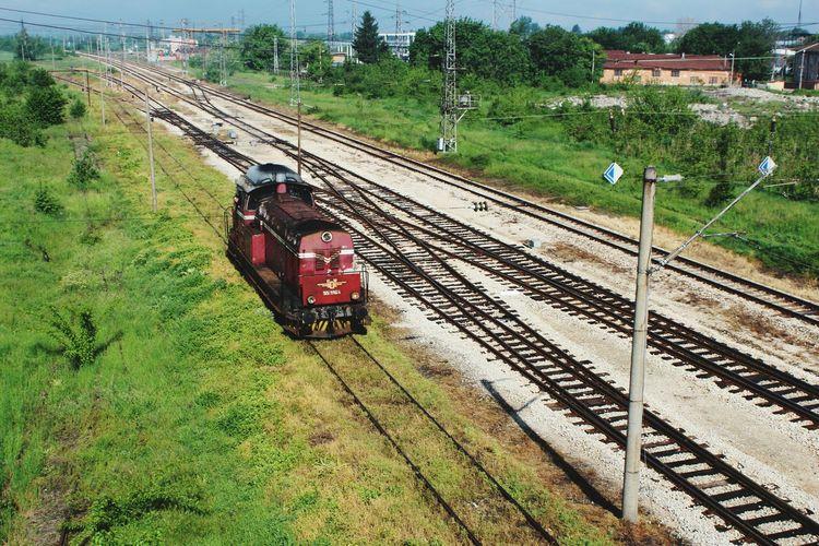 Train Olddays