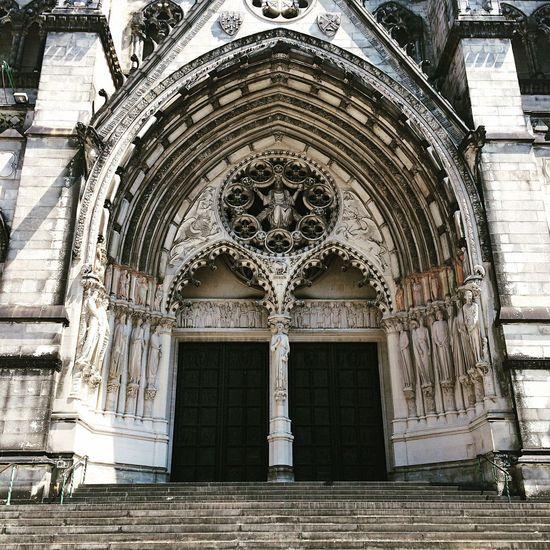 Architecture Church Harlem  NYC Beautiful Divine