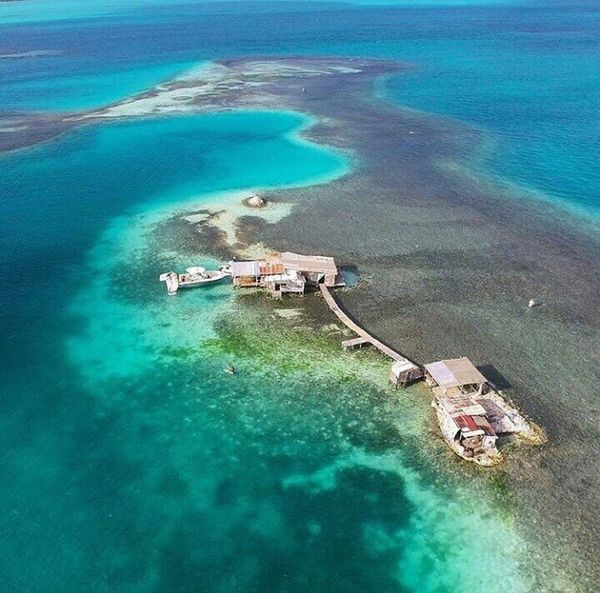 Los roques, Venezuela Aerial View Sea Water High Angle View Nautical Vessel Scenics Nature Outdoors Coastline Beauty In Nature Day No People Beach Sky Drone