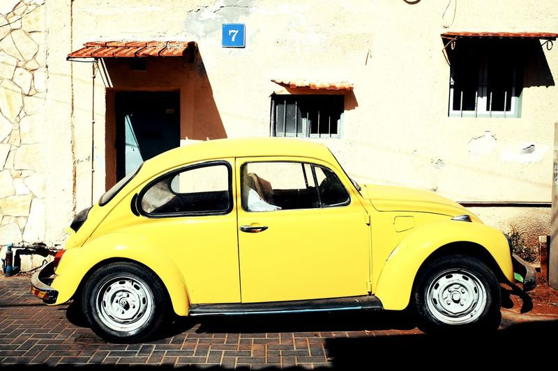 Paint The Town Yellow EyeEm Eyeem4photography The Week On Eyem The Week On EyeEm Yellow Yellowcar EyeEm The Best Shots EyeEm Week