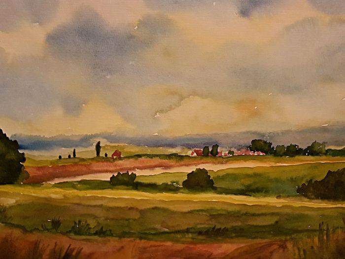 Landschaft um