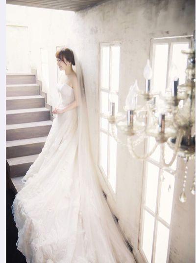 婚纱照的存在是为了突破自己对自己的审美吗!