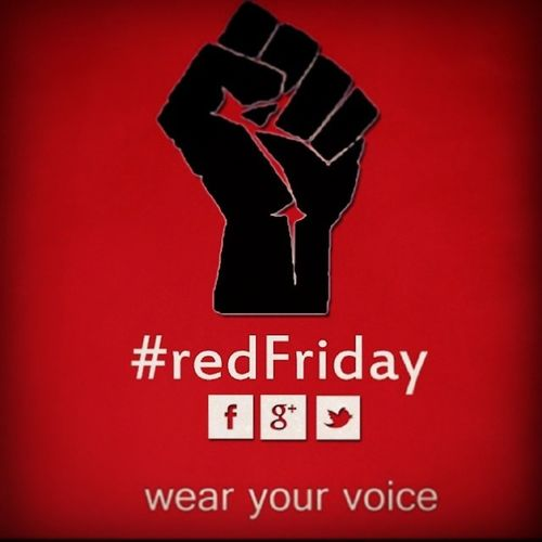 I'm a Ghanaian, and I believe that the President should sit up! To address the current Economic crises this my beloved country is facing This and every Friday , I'm wearing my voice, I'm wearing something Red to join in the peaceful protest happening online, tweeting the issues the Government need to address with the Redfriday hash tag. Wearing Red means I'm not associated with any political parties (I barely know them). What I think matters now is that, I want Ghana to work again. Join in the campaign. Let's get Ghana working Occupyflagstaffhouse OccupyGhana Activism Aluta Protest GhanaCanWorkAgain