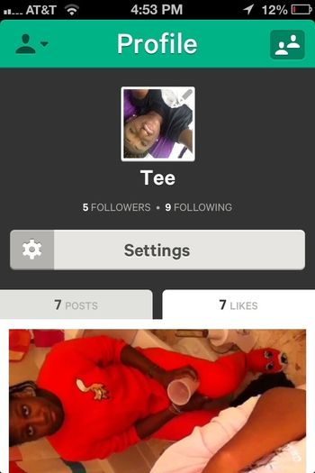 Follow Me On Vine
