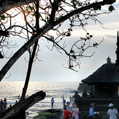 waiting sunset at tanah lot_ Wonderful Indonesia Bali Beach Taking Photos Holiday
