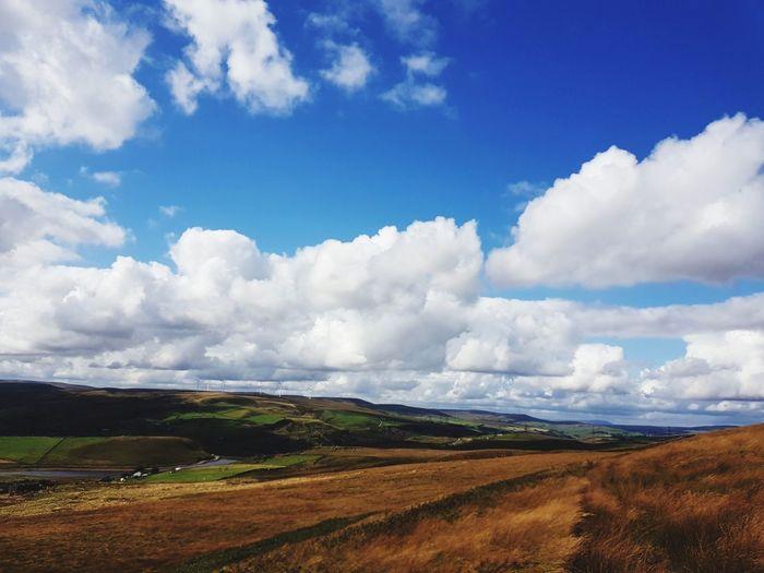 beautiful clouds Sky Cloud - Sky Eye4photography  Eyeemphotography Walking Around EyeEm Nature Lover Sunlight Wildlife & Nature Summer Mountain Water Rural Scene Sky Landscape Cloud - Sky