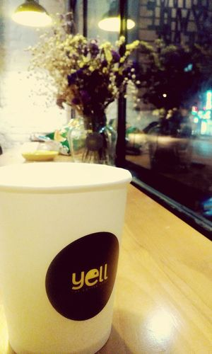 Yellcoffee Drinks Relaxing Check This Out Alone Time