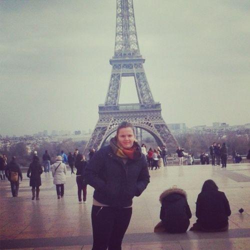 Paris Toureiffel Dia Espectacular