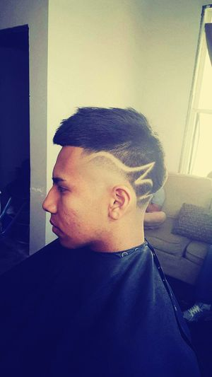 Wahlclippers TaperFade Hairdesing Barberlife AllGoldEverything Blowout Barbershop Fade Fresh Texas Highlowfade Mohawk Dallas