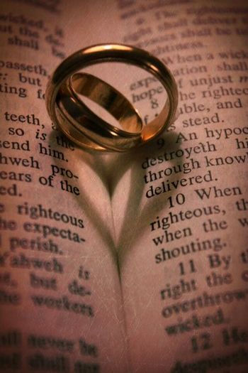 Check This Out Taking Photos Rings Ring Wedding Bible Heart Shadow Books Book