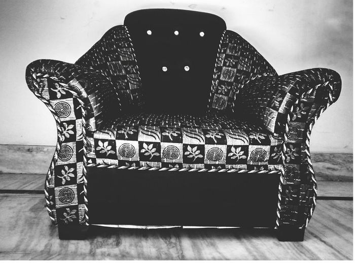 Getting old. Fine Art Photography Blackandwhite EyeEm Selects Sofa Old Fineart Design Art Perspective Lifestyles Pattern Rusty Historic Discarded Worn Out