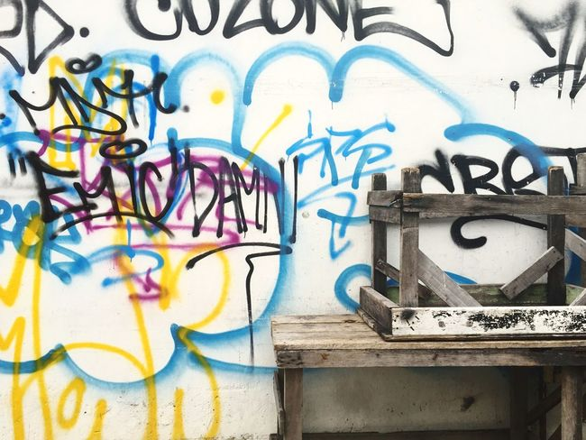 Damn! Graffiti POP! Bkkphotowalk1 Bangkok
