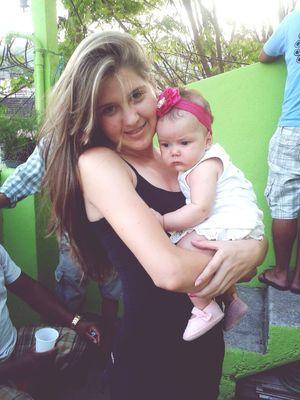 My Baby Babygirl That's Me Hi!