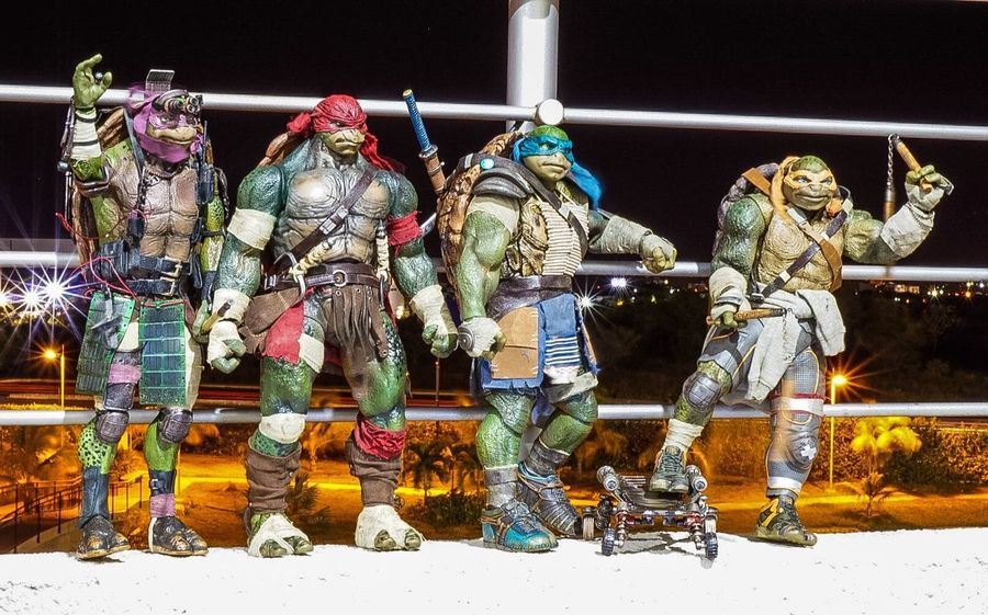 Tmnt Teenage Mutant Ninja Turtles  Actionfigurephotography Toycommunity Toyphotographer Toy Actionfigures Toyphotography Actionfigurecollections ThreeA
