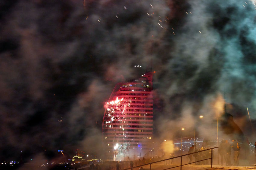 Fireworks festival at night- Bremerhaven, Germany Celebration Fireworks Happiness Happy People Light New Year Reflection At Night Background Background Designs Backgrounds Black Bremerhaven Building Building Exterior Celebration Event Cherfull Festival Firework Germany Happy New Year Light And Shadow Night People
