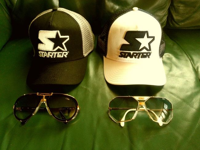 Starter Cazal Vintage Rockin Cazal's Sunglasses