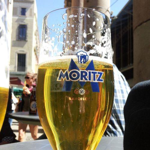 Moritz ... E sai cosa bevi Bcn