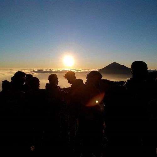 "It always be my favourite, ""Sunrise"".. From now on i called my self as the Sunrise Hunter... Papandayan Garut Gunung Mdpl Mountain Mountaineers Landscape Hiking Trip Travel Adventure INDONESIA Visitindonesia"