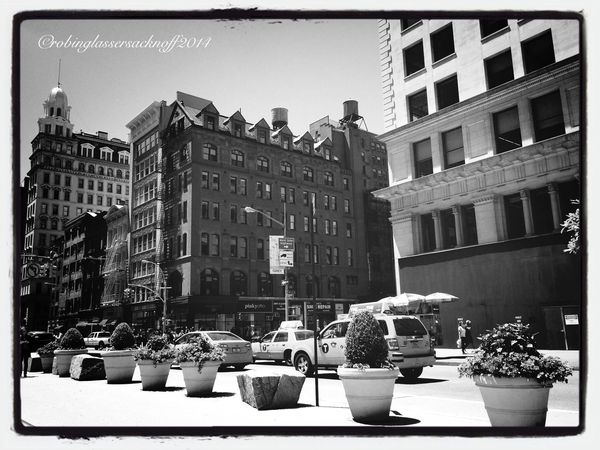 what a great day here in nyc Wiam Street People Watching AMPt - Street flatiron